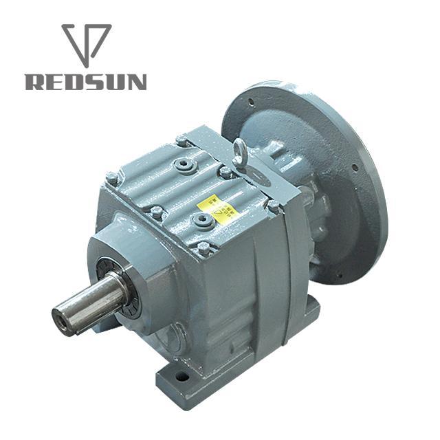 R系列斜齿轮减速机不带电机 3
