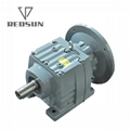 R series helical gear box without motor 3
