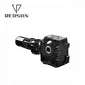 SA涡轮蜗杆减速电机带交流电机 4