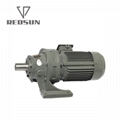 B/X series cycloidal gearbox with motor 3