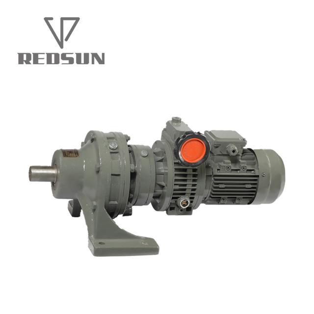摆线针轮减速机 直联式立式减速机 5