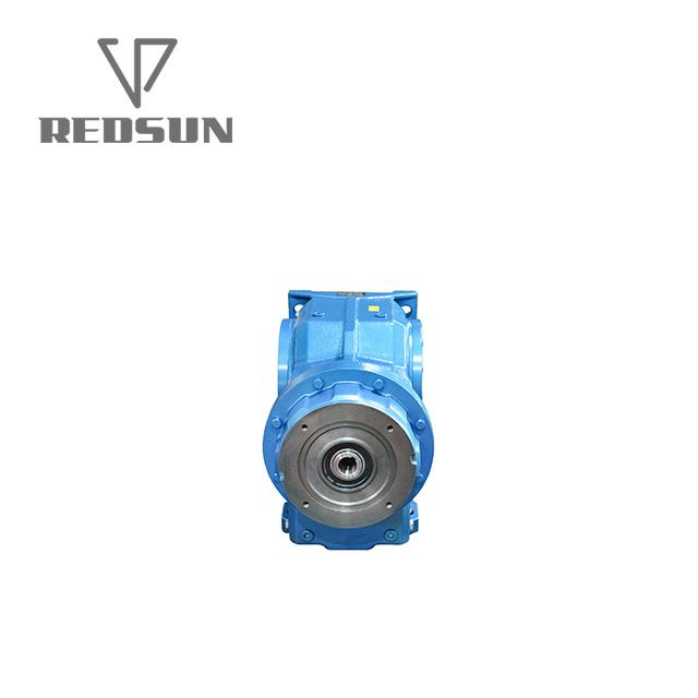K series hecial bevel gearbox for Lifting equipment 1