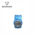 K series hecial bevel gearbox for Lifting equipment