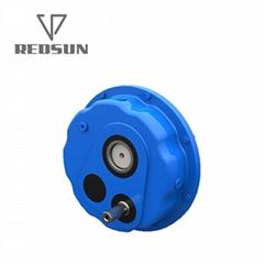 HXG懸挂式齒輪箱用於皮帶傳動