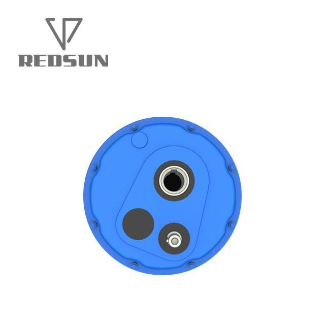圆挂轴安装减速箱 2