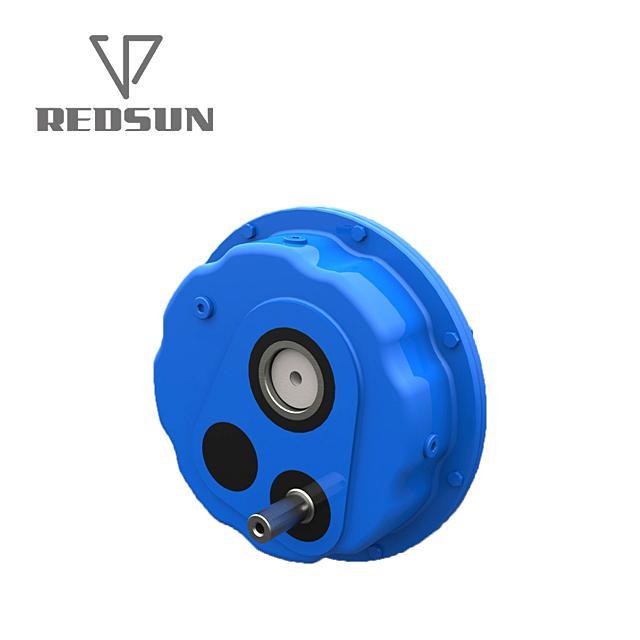 悬挂式安装螺旋齿轮减速箱 1