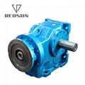 K helical bevel 90 degree gear box 4