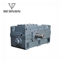 H series parallel shaft helical gearbox 2