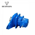 Big Power Industrial Planetary Speed Gearbox