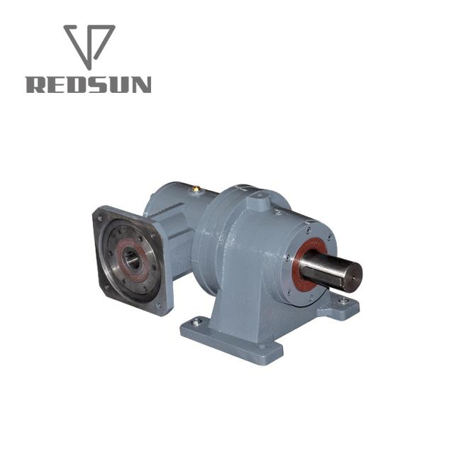Industrial Gear Units With Belt Drive 4