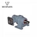 带皮带传动的工业齿轮装置 4