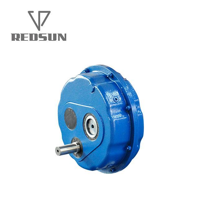 REDSUN RXG/TA shaft mounted gearbox for mining conveyor belt 2