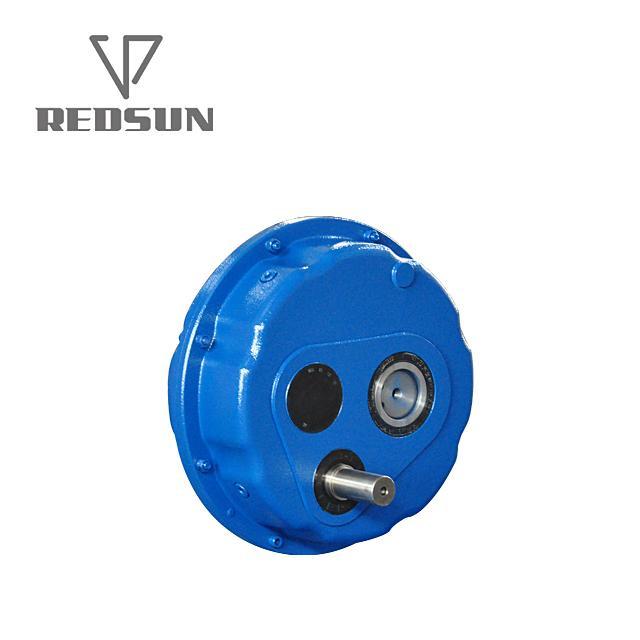REDSUN RXG/TA shaft mounted gearbox for mining conveyor belt 1