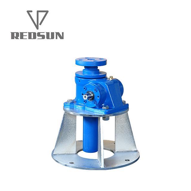 REDSUN JWM series electric worm gear screw jack 1