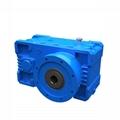 Plastic extruder gearbox