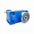 REDSUN ZLYJ series helical gearbox for plastic single screw machinery 1