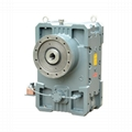 REDSUN ZLYJ series helical gearbox for plastic single screw machinery 3