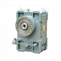 REDSUN ZLYJ series helical gearbox for plastic single screw machinery 3