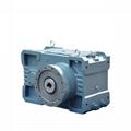 REDSUN ZLYJ series helical gearbox for plastic single screw machinery 4