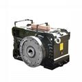 REDSUN ZLYJ series helical gearbox for plastic single screw machinery 7