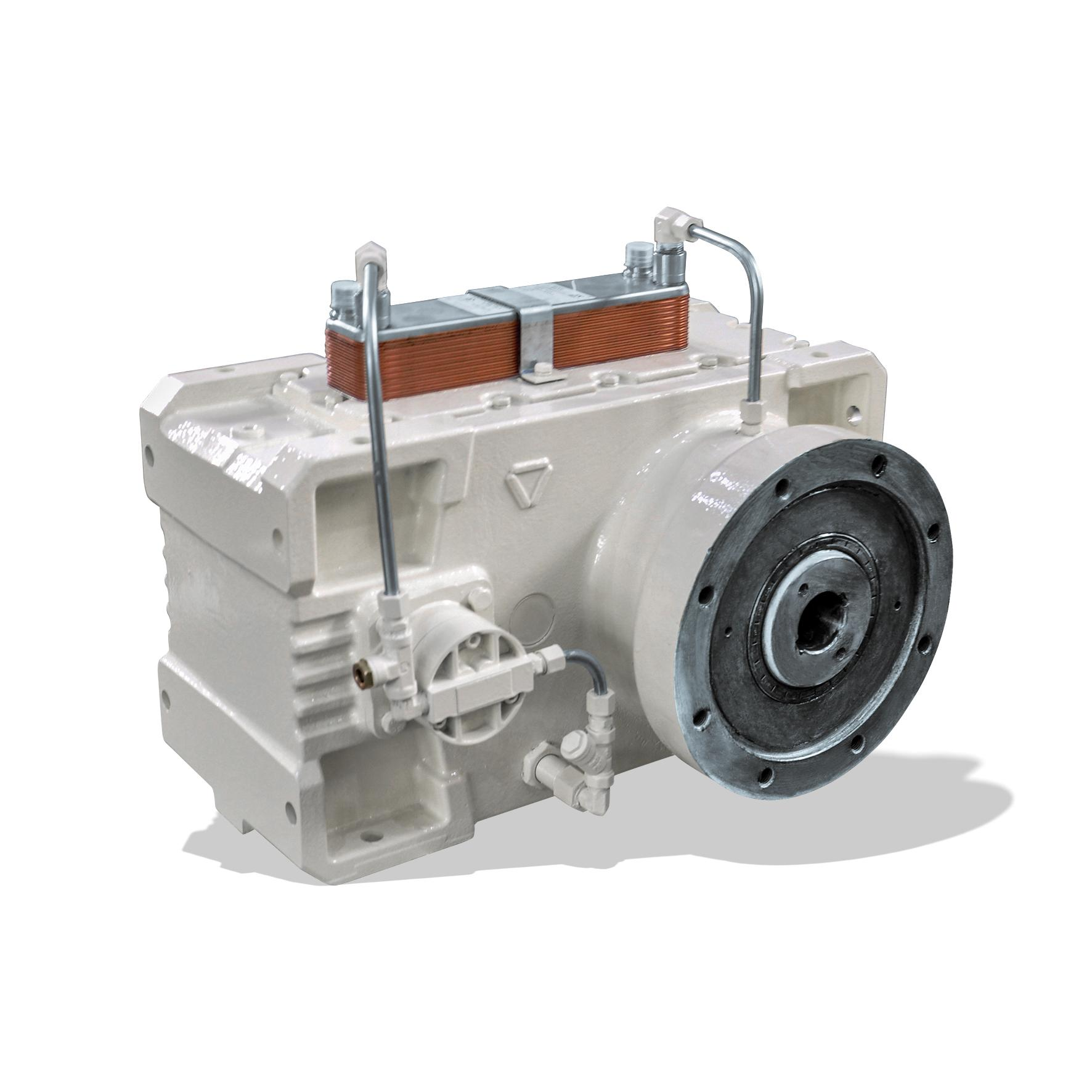 REDSUN ZLYJ series helical gearbox for plastic single screw machinery 8