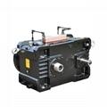 REDSUN ZLYJ series helical gearbox for plastic single screw machinery 6