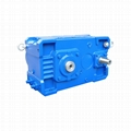 REDSUN ZLYJ series helical gearbox for plastic single screw machinery 2