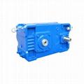 REDSUN ZLYJ series helical gearbox for plastic single screw machinery 2