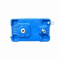 High quality ZLYJ extruder gear box for single screw plastic extruder