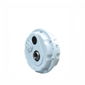 REDSUN RXG45-50D Ratio 15 quarry shaft mounted gear box 7