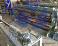 Horizontal gabion wire mesh machine 2