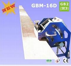 国产厚钢板坡口机GBM-16D