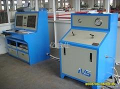 井口装置水压试验系统