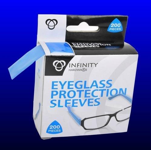 Eyeglass Guard Box Package