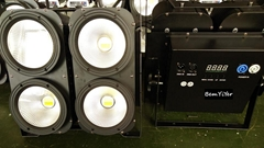 4X100W LED COB觀眾燈