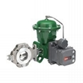 Fisher Control Valves, Rotary Valves, Sliding Stem Valves