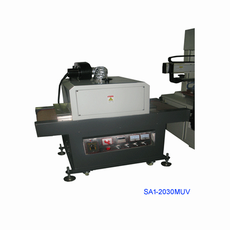 Automatically Meter screen printing machine 3