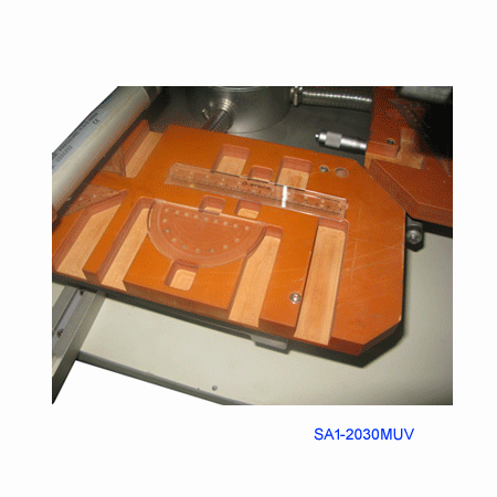 Automatically Meter screen printing machine 8