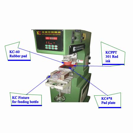 移印機-單色油盤 5