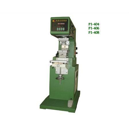 移印機-單色油盤 1