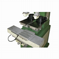 Large-diameter sealed cup  two colours pad printing machine 3