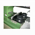 Large-diameter sealed cup  two colours pad printing machine 7