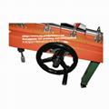 Tighten silk machine