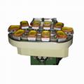 双色输送带油盅移印机 3