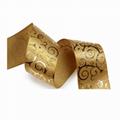 织带烫金工艺