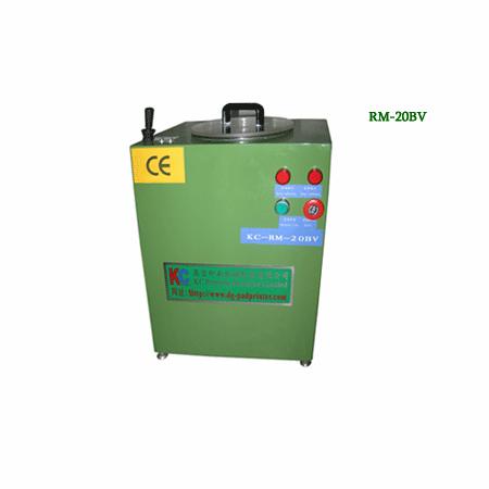 Vacuum Machine for rubber pad 1