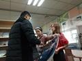 巴基斯坦客户访问高宝公司