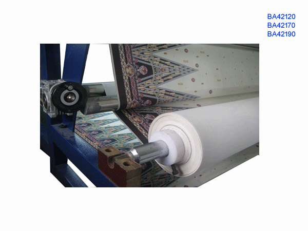 Roller sublimation machine(BA42170) 3