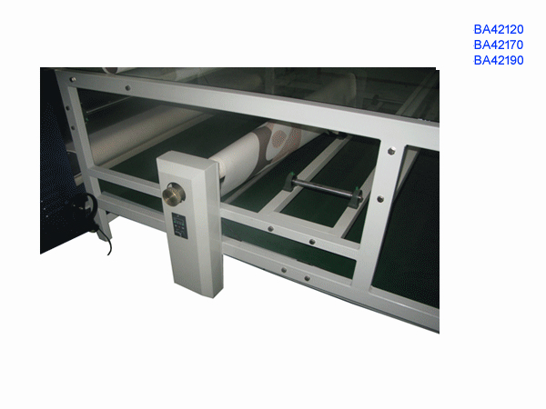 Roller sublimation machine(BA42170) 8
