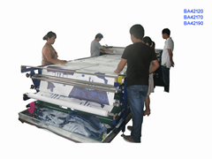 Roller sublimation machine(BA42170) (Hot Product - 1*)